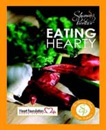 eating hearty